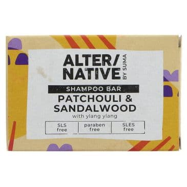 AlterNative Shampoo Bar - Patchouli & Sandalwood