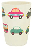Bamboo Kids Cup - Cars