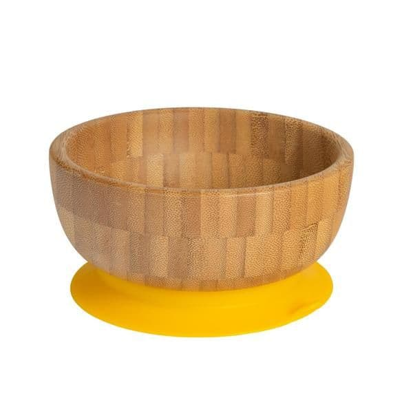 Bamboo Kids Suction Bowl