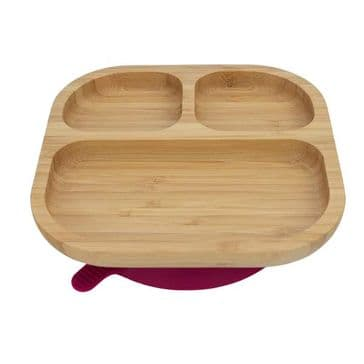 Bamboo Kids Suction Plate