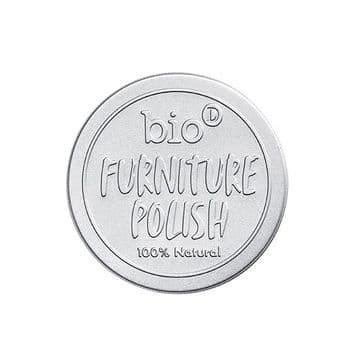 Bio-D Furniture Polish 150g Tin