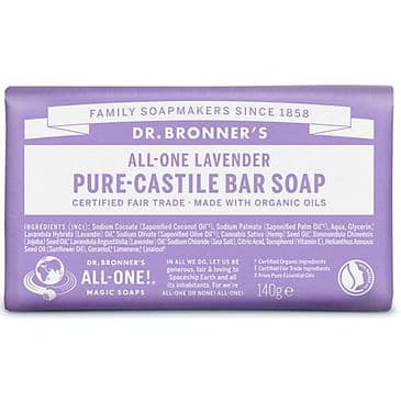 Castile Soap Bar - Lavender