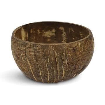 Coconut Shaving Bowl