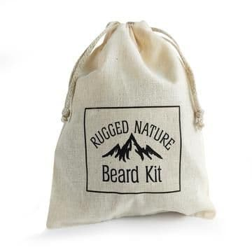 Cotton Beard Bag