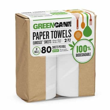 GreenCane Bamboo Kitchen Roll