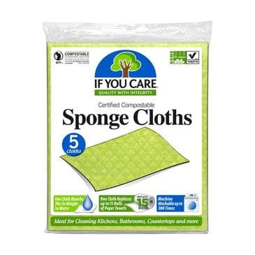 If You Care Compostable Sponge Cloths