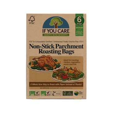 If You Care - Non-Stick Roasting Bags