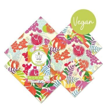 Leaf Wraps - Family Pack - Tropical