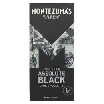 Montezuma*s - Absolute Black 90g