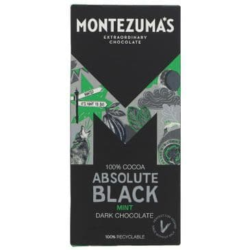 Montezuma*s - Absolute Black Mint 90g