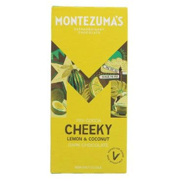 Montezuma*s Cheeky Lemon & Coconut 90g