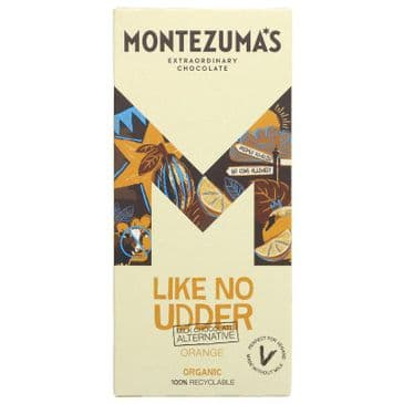 Montezuma*s - Like No Udder - Orange 90g