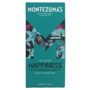 Montezuma*s - Milk Chocolate Happiness 90g