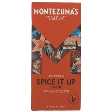 Montezuma*s - Spice it Up 90g