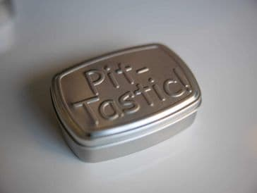 Pit-Tastic Travel Tin