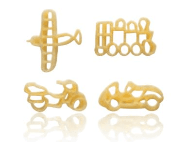 Speedy Pasta Shapes