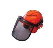 Chainsaw Safety Helmet with Ear Muffs