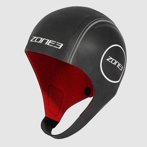 NEOPRENE HEAT-TECH WARMTH SWIM CAP