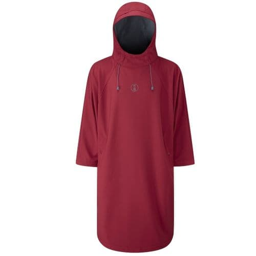 STORM PONCHO BLACK from Fourth Element