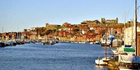 Whitby Canvas Print - Harbour 2