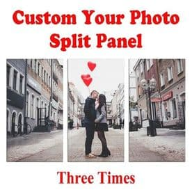 Your Photo 3 Way Canvas