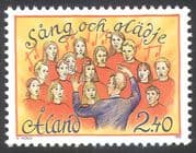 Aland 1996 Song and Music Festival/ Singing/ Choir/ Conductor/ Animation 1v (n42489)