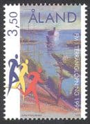 Aland 1999 Cross-country Running Championships/ Sports/ Athletics/ Ships/ Animation 1v (n42490)