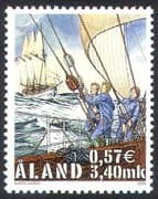 Aland 2000 Cutty Sark/ Tall Ships Race/ Sailing/ Sail/ Boats/ Transport 1v (n41412)