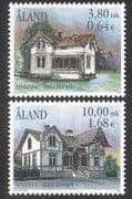 Aland 2000 Hongell  /  Architect  /  Buildings  /  Architecture  /  Houses  /  People 2v set n39636