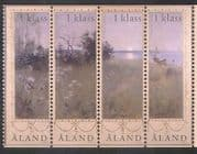 Aland 2004 Art  /  Paintings  /  Artists  /  People  /  Painting  /  Trees  /  Nature  /  Boats stp (n39642)