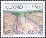 Aland 2004 Olympic Games/ Olympics/ Sports/ Stadium/ Buildings 1v (af1003)