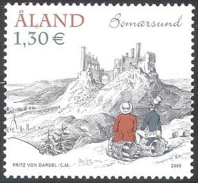Aland 2005 Bomarsund Fortress/ Buildings/ Architecture /Heritage/ Military History 1v n41375