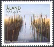 Aland 2013 Art Museum 50th Anniversary/ Paintings/ Guy Frisk/ Artists/ People/ Plants/ Nature 1v (n42271)