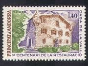 Andorra 1980 House of the Valleys  /  Buildings  /  architecture  /  History 1v (n39233)