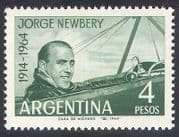 Argentina 1964 Plane  /  Aviation  /  Pilot  /  Transport 1v n27425
