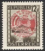 Austria 1946 Culture & Economy Congress/ Business/ Industry/ Art 1v o/p (at1076a)