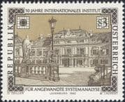 Austria 1982  Institute  Systems Analysis/ Education/ Building/ Science/ Technology  1v  (at1166a)