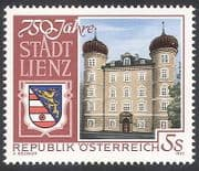 Austria 1992 Lienz  /  Town Hall  /  Buildings  /  Architecture  /  Heritage  /  History 1v (n40742)