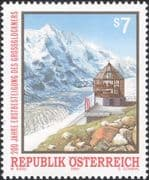 Austria 2000 Mt Grossglockner/ Mountains/ Mountaineering/ Mountain Climbing/ Sport 1v (at1306)