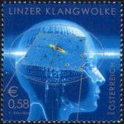 "Austria 2002 ""Linzer Klangwolker""/ Sound/ Light/ Theatre/ Head/ Art/ Artists 1v (at1140)"