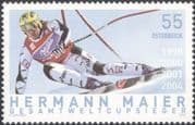 Austria 2004 Hermann Maier/ Skiing Championships/ Winter Sports/ Skier/ People 1v (at1245)