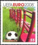 Austria 2008 EURO 2008 Football Championships/ Ball/ Chairs/ Sports/ Games/ Soccer 1v (at1079)
