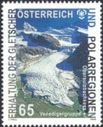 Austria 2009 Polar Regions/ Glaciers/ Environment/ Conservation/ Mountains/ Nature 1v (at1268)