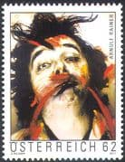 Austria 2011 Amulf Rainer/ Modern Art/ Contemporary/ Paintings/ Artists 1v (n42439)