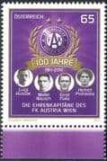 Austria 2011 FC Austria Vienna 100th Anniversary/ People/ Football/ Sports/ Games/ Soccer 1v (n42265a)