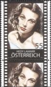 Austria 2011 Hedy Lamarr/ Films/ Cinema/ Movies/ Actress/ Acting/ People 1v (at1198)