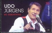 Austria 2014 Udo Jurgens/ Singer/ Composer/ Music/ Musician/ People/ Songs/ Singing 1v (at1281)