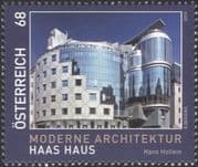 """Austria 2015 """"Haas Haus""""/Modern Architecture/ House/ Buildings/ Architects/ Design 1v (at1161)"""