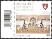 Austria 2015 Spanish Riding School/ Horses/ Animals/ Nature/ Transport 1v (at1083)