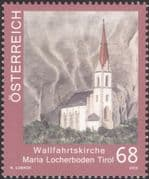Austria 2016 Church/ Churches/ Buildings/ Architecture/ Heritage/ History 1v (at1223)